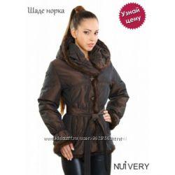 Зимняя куртка от NUI VERY