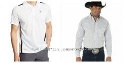 Рубашки, свитера George H&M, U. S. Polo Assn. Разные размеры. Оригинал, США