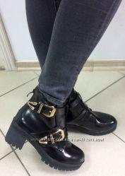 Демисезонные ботинки, по отличной цене