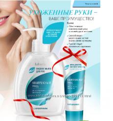Набор крем для рук и мыло