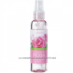 Вода увлажняющая Роза