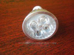Светодиодная LED лампа mr16 gu5. 3 5W