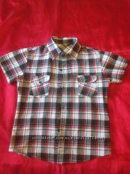 Повседневная рубашка в клетку для подростка