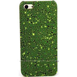 Чехол ODOYO MOSAIC iPhone 55s PERIDOT