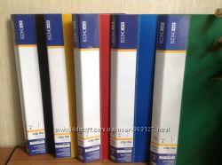 Папки-скоросшиватели пластиковые А4 Economix