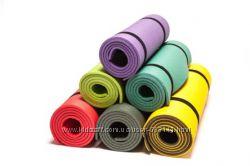 Каремат, коврик Аэробика для занятий аэробики, йоги, фитнес 1500х500х8мм