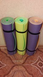 Каремат, коврик Релакс для занятий аэробики, фитнес, йоги 1800х600х7 мм