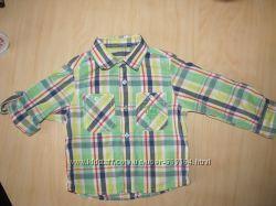 Рубашки 1, 5-2 г, 2-3 г разные