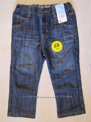 Новые джинсы  2-3 г George, Matalan, F&F разные