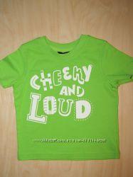 Отличные футболки на мальчика разные Next, George, Matalan, Lonsdale