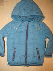 Яркая теплая куртка Matalan  2-3 г будет дольше, H&M 3-4 г реально до 5-ти