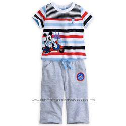 Комплект футболка штаны Микки Маус  Disney Дисней