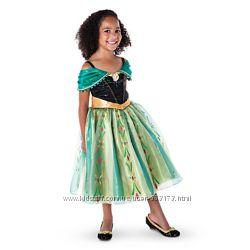 7af829c9d47d80d Платье Анна для девочек Замороженные карнавальный костюм FROZEN Дисней ориг