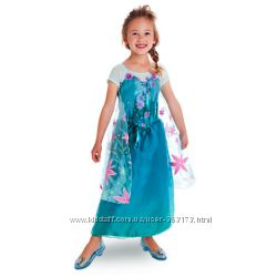 Платье Эльза FROZEN Дисней оригинал карнавальный костюм лучший подарок