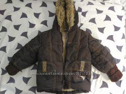 Куртка курточка зимняя Lenne оригинал