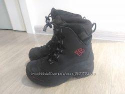 Сапоги ботинки зимние Columbia стелька 20- 21 см оригинал