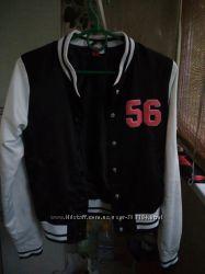 Американская футбольная куртка H&M