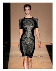 Бондажное платье Herve Leger