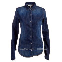джинсовая рубашка adidas NEO ST Denim Z73323