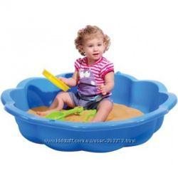 Детская Песочница-бассейн Подсолнух 24-515 Старпласт Уценка