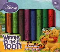 Мелки-карандаши Для мальчиков. Толстые 8, 10, 12шт. Америка. Оригинал
