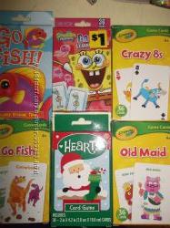Развивающие карточки для игр с ребенком. Америка В наличии