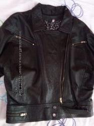 куртка косуха, нат. кожа, на р 44-46