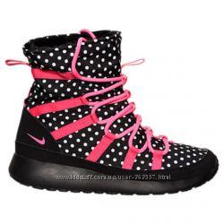 Кроссовки Nike Roshe One Hi Boots. Оригинал США