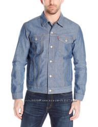 Куртка Levi&acutes Jacket, Blue Chambray. Оригинал США