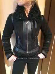 Итальянская дубленка куртка ViaOlivia
