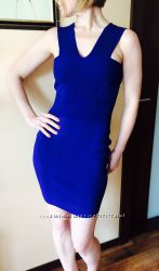 Брендовое бандажное платье KAREN MILLEN оригинал