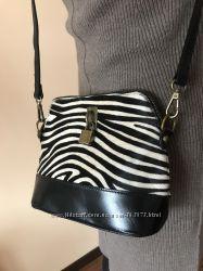 b77a0d2bd42e Итальянская кожаная сумка с мехом оригинал, 700 грн. Женские сумки ...