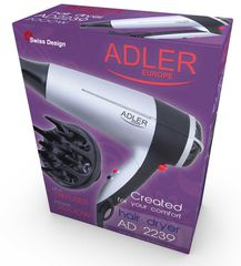 Фен  Adler AD 2239 2000 Вт