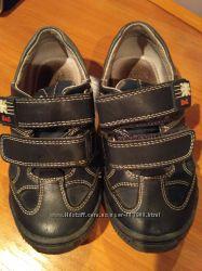 Кожаные кроссовки B&G