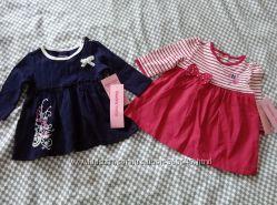 Платье для девочки GloriaJeans 68 размер 3-6 мес.