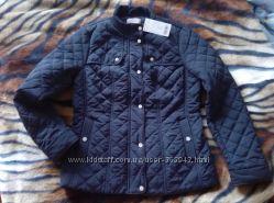 Фирменная новая осенняя демисезонная куртка 38 размер