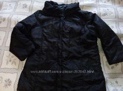 Демисезонная женская куртка 52-54 размер