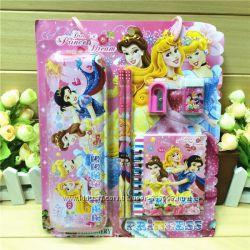 Канцелярский набор Disney принцессы
