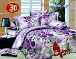 Красивая постель 3D