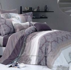 Хлопковая постель двухспальная, большой выбор