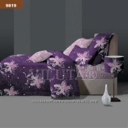 Красивое фабричное  постельное