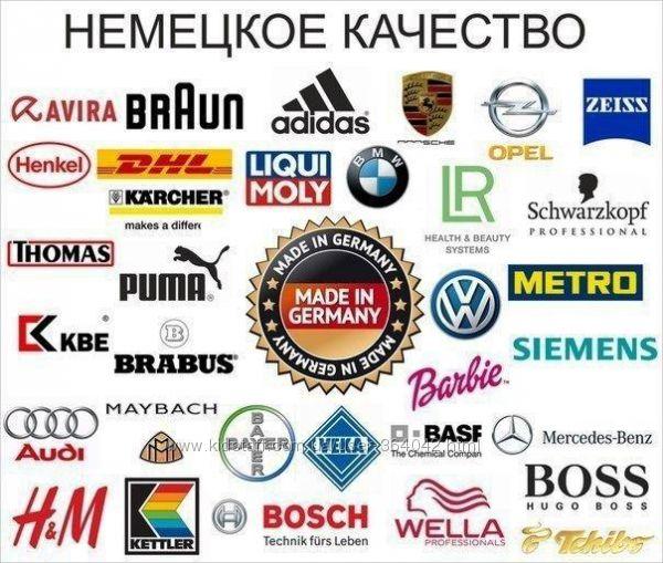 этого список немецких крупнейших компаний магазинах BarkovSki