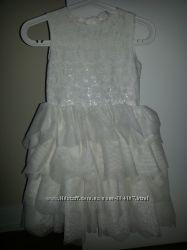 Платье детское H&M Новое для девочки 8-9 лет р. 134 см