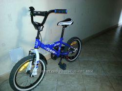 Велосипед детский Flash PRIDE 16 на 4-7 лет