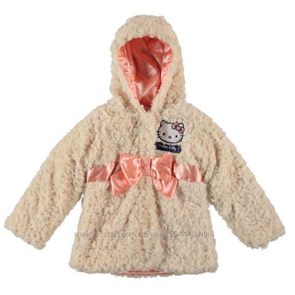 Меховые пальто для модницы с Kitty