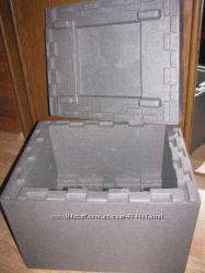 Термоящик, термобокс, термотара пенопластовый ящик