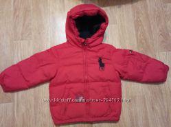 Демисезонная куртка Polo р 4, 4Т