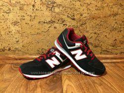 Замшевые кроссовки New Balance