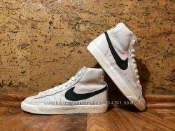 Кожаные кроссовки Nike оригинал
