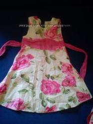 Фирменные платья, сарафаны на 4года